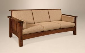 AJ's - McCoy Sofa: 85.5w x 36d x 34.25h Arm: 261/4h (springs standard).