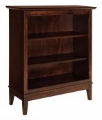 SCHWARTZ - Venice Bookcase SC-3640 - Dimensions (in inches): 36w x 14.25d x 40h.