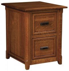 L & N - Ashton - File Cabinet: 24½x28x31, 24½x28x43¾, 24½x28x56½, all with 22 inch Drawers.