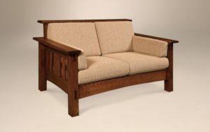 AJ's - McCoy Love Seat: 60.5w x 36d x 34.25h Arm: 261/4h (springs standard).