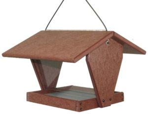 SUPERIOR WOODCRAFTS - Three Quart Poly Bird Feeder