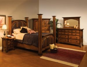SCHWARTZ - Breckenridge - Dimensions: See bedroom galleries or call store for individual piece details.