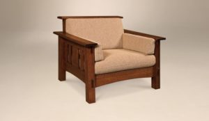AJ's - McCoy Chair: 43.75w x 36d x 34.25h Arm: 261/4h (springs standard).