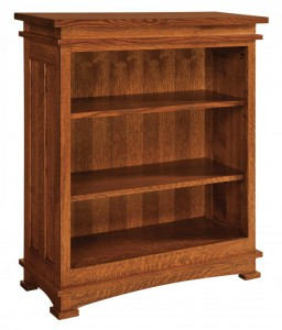 SCHWARTZ - Kenwood Bookcase SC-3640 - Dimensions (in inches): 36w x 14.25d x 40h.