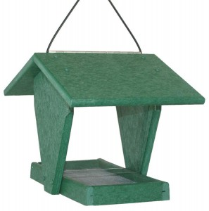 SUPERIOR WOODCRAFTS - Two Quart Poly Bird Feeder