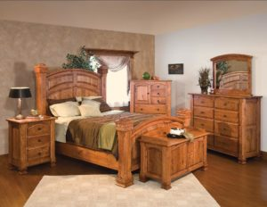 SCHWARTZ - Charleston - Dimensions: See bedroom galleries or call store for individual piece details.