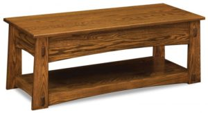 A & J - Royal Village Bench - Dimensions (in inches):48w x 20d x 18h, 6 inch Storage, call store for additional sizes.