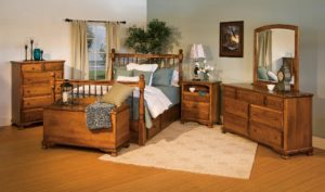 SCHWARTZ - Heritage - Dimensions: See bedroom galleries or call store for individual piece details.