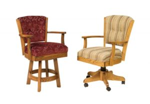 F & N - Lansfield Desk Chair - Dimensions (in inches): 25 inches w x 20 inches d x 37 inches - 42 inches h.