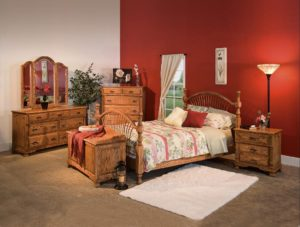 SCHWARTZ - Classic Heritage - Dimensions: See bedroom galleries or call store for individual piece details.
