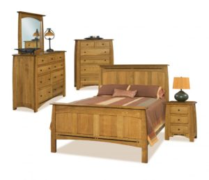 INDIAN TRAIL - Boulder Creek - Dimensions: See bedroom galleries or call store for individual piece details.