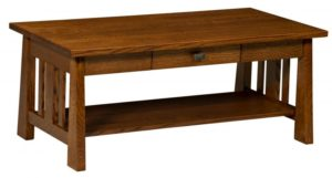L & N - Open Freemont End Table With Drawer: Call Store for piece details.