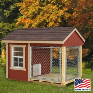 Alpine Structures - Kennel - Size = 4 foot x 7 foot. Please call store for details.