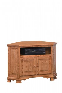 SCHWARTZ - Heritage TV Stand SC-029C-H Corner unit - Dimensions: 42.75w x 18.25d x 28.75h.