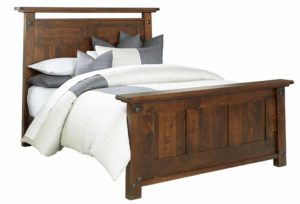 SCHWARTZ - Encada Bed - Dimensions: HB posts 58 1/2 inch, FB posts 31 inch, Overall Size: King 86 inch x 89 1/4 inch, Queen 70 inch x 89 1/4 inch, Full 64 inch x 83 1/4 inch