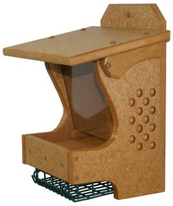 SUPERIOR WOODCRAFTS - Woodpeckers Delight Bird Feeder