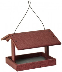 SUPERIOR WOODCRAFTS - Fly Through Bird Feeder