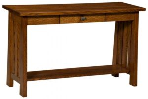 L & N - Open Freemont Mission Sofa Table: Call Store for piece details.