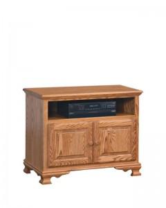 SCHWARTZ - Heritage TV Stand SC-029-H - Dimensions: 36w x 17.75d x 28.75h.