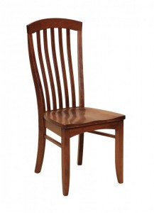 F & N - Malibu Side Chair - Dimensions (in inches): 19w x 17d x 41h - Other available styles include arm chair, swivel bar stool, stationary bar stool, and desk chair.