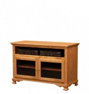 SCHWARTZ - Heritage TV Stand SC-046-H - Dimensions: 49w x 18.25d x 31.75h.