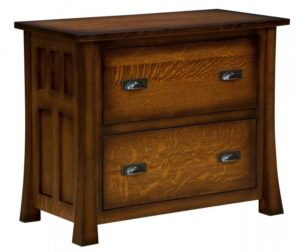 L & N - Bridgefort Lateral File Cabinet: 38x19x31, 14 inch Drawers.