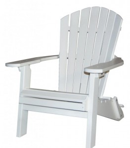 CREEKSIDE - Classic Folding Chair - (C108) Size: 22 inches.