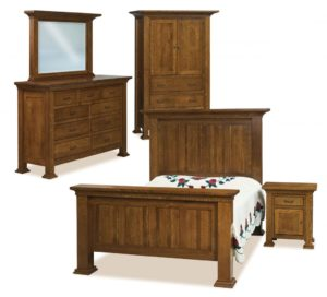 INDIAN TRAIL - Empire - Dimensions: See bedroom galleries or call store for individual piece details.