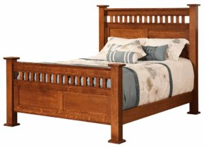 SCHWARTZ - Lynbrook Bed - Dimensions: HB 63 inch, FB 35 inch, Overall size: King 84 inch x 90 inch, Queen 68 inch x 90 inch, Full 62 inch x 84 inch