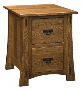 L & N - Modesto File Cabinet 2 Drawer: 25½x30x31, 22 inch Drawer, 3 Drawer:25½x30x43½, 22 inch Drawer, 4 Drawer: 25½x30x56½, 22 inch Drawer