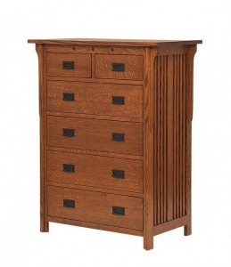 SCHWARTZ - Royal Mission Chest - Dimensions: 40.25w x 22d x 50h