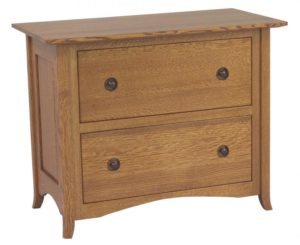 L & N - Shaker Hill Lateral File: 39x20x31, 14½ inch Drawer.
