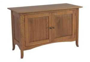 L & N - Shaker Hill Credenza: 49x21x31, 16 inch Drawer.