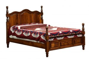 INDIAN TRAIL - Squanto - Dimensions: HB 60 inch, FB 36 inch