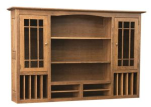 L & N - Shaker Hill Desk or Credenza Topper: 73x14x47.