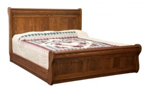 INDIAN TRAIL - Old Classic Sleigh - Dimensions: HB 52 inch, FB 24 inch