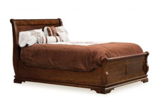 INDIAN TRAIL - Chippewa Sleigh - Dimensions: HB 52 inch, FB 25 inch