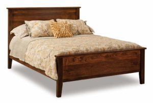 INDIAN TRAIL - Shaker Bed - Dimensions: HB 48 inch, FB 24 inch