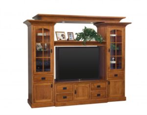 SCHWARTZ - Royal Mission SC-54 Wall Unit - Dimensions:105w x 26.5d x 84.25h