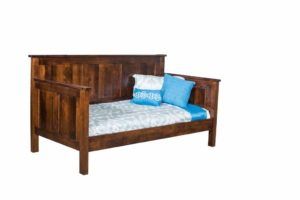 INDIAN TRAIL - Panel Day Bed - Dimensions: H 44 inch, W 83 1/2 inch, D 43 3/4 inch