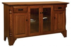 TOWNLINE - Matina Sideboard - Dimensions (in inches): 20d x 70w x 40h - Custom features and finish options available, please see store for details.