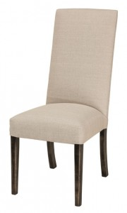 F & N - Sheldon Side Chair - Dimensions (in inches): 18w x 17d x 42h - Other available styles include arm chair, swivel bar stool, stationary bar stool, and desk chair.