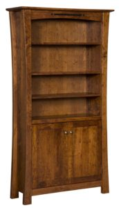 "LAMB-Arts & Crafts Bookcase, 13 5/8""d x 40""w x 72""h, available in difference sizes, please call store for details"