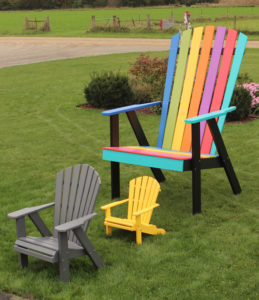 Creekside Giant Chair
