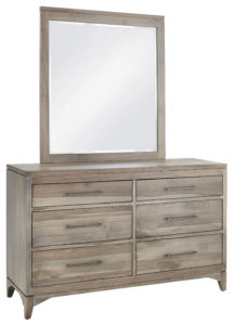 SCHWARTZ-Durham Dresser with Mirror See store for details