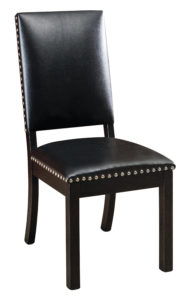 """F & N - Lynbrook Side Chair Overall: 19.25""""w x 26.25""""d x 41""""h Seating: 19.25""""w x 18.5""""d Seat height: 19.5"""" Back height from seat: 24"""""""