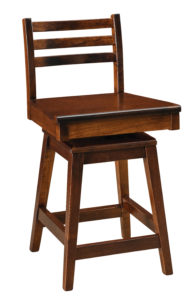 F & N - Maple City Swivel Bar Chair Call store for dimensions