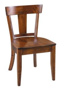 "F & N Bridget Side Chair: 18w x 18""d x 33""h"