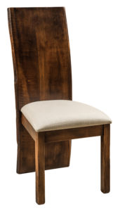 F & N - Evergreen Side Chair - Dimensions (in inches): 18w x 17d x 41h - No other styles available.