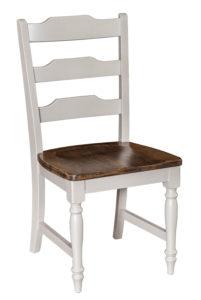 """F & N Fargo Side Chair: 19""""w x 18""""d x 39""""h"""